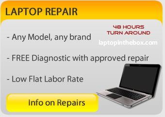 Laptop Repair Info